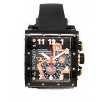 Jacob & Co. Epic I V.2 Automatic Chronograph Carbon Fiber...