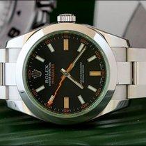 Rolex Milgauss Green 2012, Like New