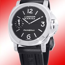 "Panerai Gent's Stainless Steel  ""Luminor Marina PAM111..."