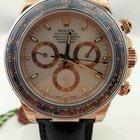 Rolex Daytona 18k Rose Gold 116515 Ivory Dial