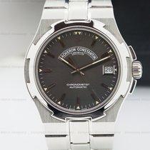 Vacheron Constantin 42042/423A Overseas Automatic Grey Dial SS...