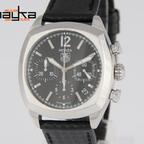 TAG Heuer Monza Automatic Chronograph Steel CR2113-0