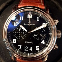 Blancpain Leman Chronograph Flyback 2885F