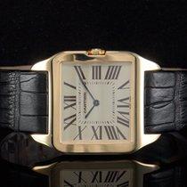 Cartier Santos Dumont LARGE SIZE Gelbgold/18kt.