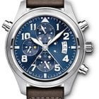 "IWC Pilot Double Chronograph Ltd Edition ""Le Petit Prince"""