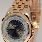Patek Philippe World Time 18k Rose Gold Watch Box/Papers...