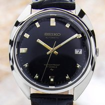 Seiko Vintage Manual 1960s Mens Wind Ss Dress Watch Made In...