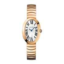 Cartier Baignoire Quartz Ladies Watch Ref W8000005
