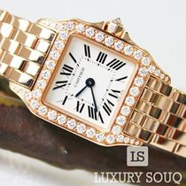 Cartier Santos Demoiselle Ladies