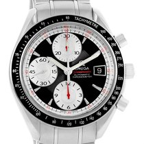 Omega Speedmaster Day Date Chronograph Mens Watch 3210.51.00