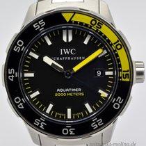 IWC Aquatimer Automatic 2000. Ref. 356801, Bj. 2010