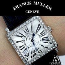 Franck Muller Original  6002 M Quartz Master With White Dial...