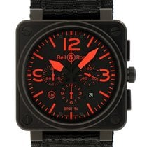 Bell & Ross BR01-94 RED LIMITED EDITION 500  P