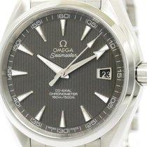 Omega Polished Omega Seamaster Aqua Terra Automatic Watch...