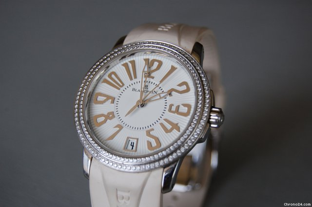 Blancpain Women Ultraslim Automatic