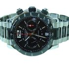 Longines Admiral Automatic Chronograph Steel Ceramic Mens Watch