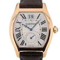 Cartier - Tortue Großdatum, Ref. W1556234