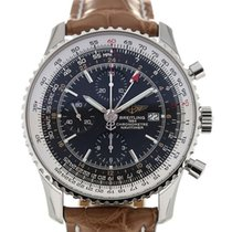 Breitling Navitimer World 46 Chronograph GMT