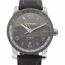 Montblanc Timewalker Voyager UTC 42 Automatic Date
