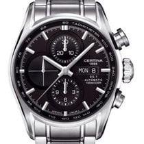 Certina DS1 Chronograph Farbe Schwarz