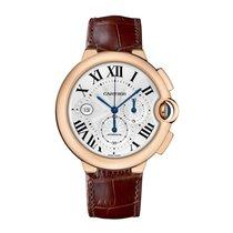 Cartier Ballon Bleu Automatic Mens Watch Ref W6920074