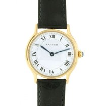 Cartier Round Classic Yellow Gold 30mm