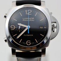 Panerai LUMINOR 1950 3 DAYS CHRONO FLYBACK  ACCIAIO PAM00524