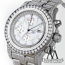 Breitling Men's Diamond Breitling Super Avenger Watch...