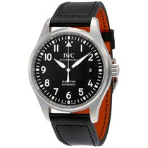 IWC Pilot's Mark XVIII Automatic Black Dial Mens Watch...