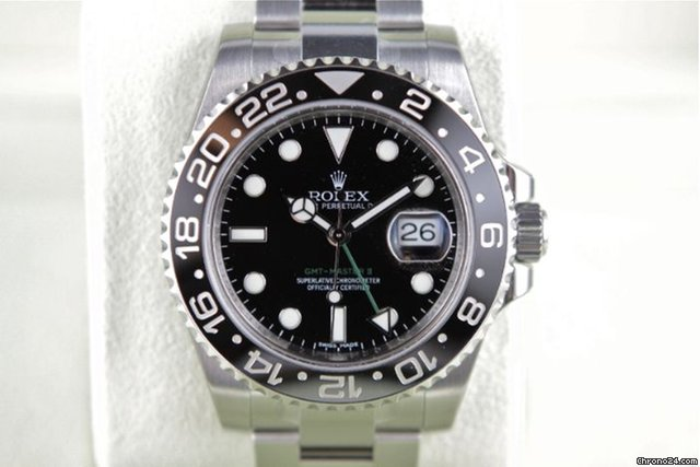Rolex GMT-Master II 116710LN