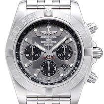 Breitling Chronomat 44 Blackeye-Grau AB011012.F546.375A