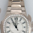 Patek Philippe 7010/1G Ladies' Nautilus, White Gold