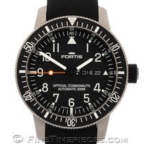 Fortis B-42 Officeal  Cosmonauts Day Date Titan