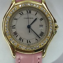 Cartier Cougart Gold & Diamons