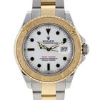 Rolex Yachtmaster 16623 Two Tone  Dial Mens Watch