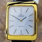 Omega Deville Men's Swiss Made Automatic Dress Watch Circa...