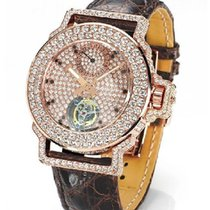 Jacob & Co. [NEW] Limited Edition Rose Gold Diamond...