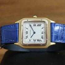 Cartier Santos Dumont Gold ultra-thin Manual winding