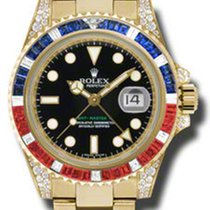 Rolex GMT-Master II Yellow Gold 116758SARU