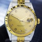 Elgin Luxury Swiss Made Automatic Gold Plated Dress Watch T758