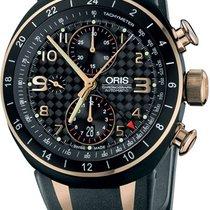 Oris Williams TT3 Chronograph 677.7590.77.64.RS