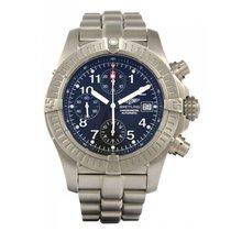 Breitling Avenger Chronograph Titanium E13360