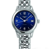 Longines Flagship Women's Watch L4.274.4.96.6