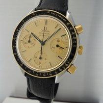 Omega Speedmaster Chronograph -Stahl/ Gold