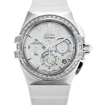 Omega Watch Constellation Double Eagle Ladies 121.17.35.50.05.001