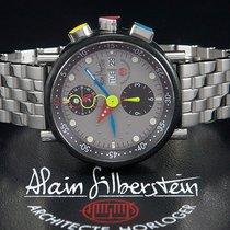 Alain Silberstein Silberstein Krono 1 Bauhaus Gummi Chronograph