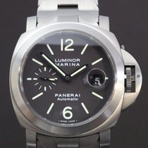 Panerai Luminor Marina Titanium Automatic Chronometer 44mm...