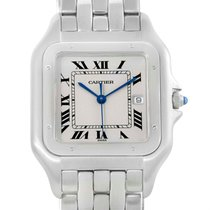 Cartier Panthere Jumbo Stainless Stainless Steel Unisex Watch...