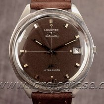 Longines Ultra-chron Automatic Ref. 7951 Brown Dial 1968 Watch...