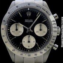 Rolex 6239 Daytona Underline Double Swiss Steel